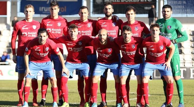 El CD Calahorra empató sin goles en su visita al Real Unión Club SAD, el sábado