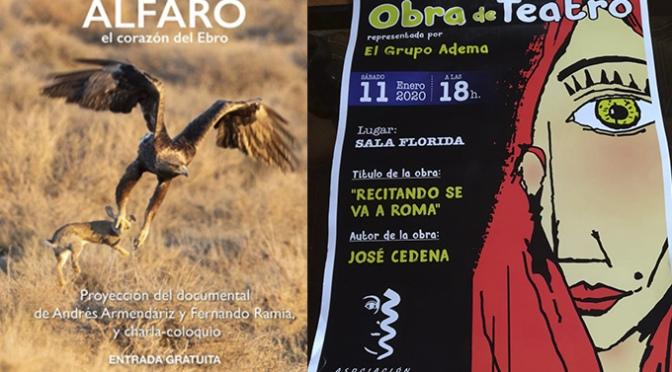Este fin de semana en Alfaro, festival ADEMA