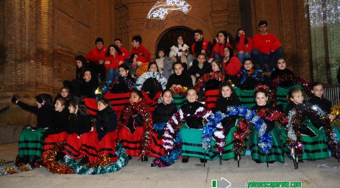 Galeria: SS.MM los Reyes Magos en Alfaro
