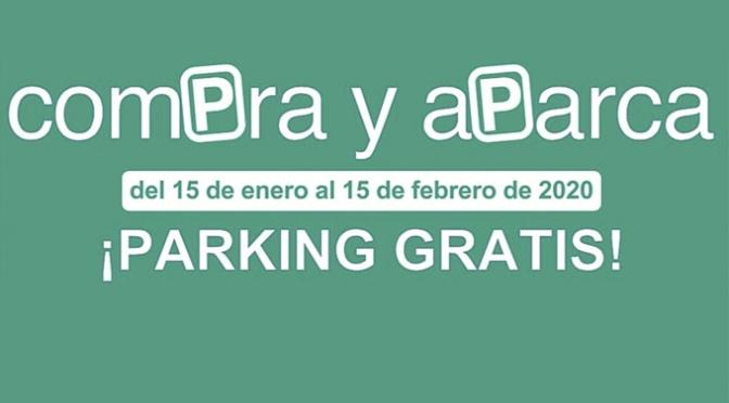 """El miércoles aparcar en Calahorra será gratis, gracias a la campaña """"compra y gana"""""""
