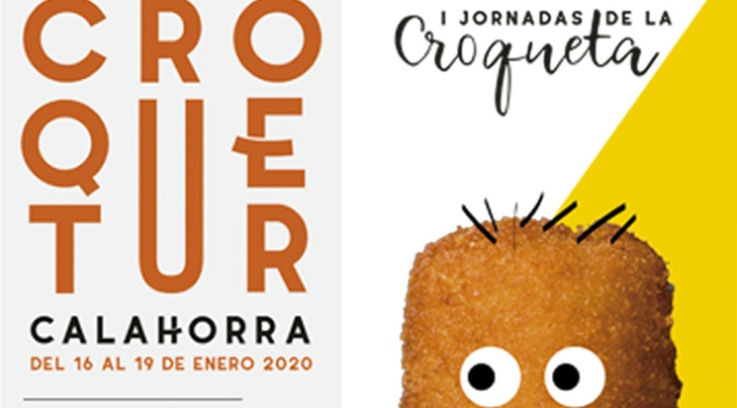 Croquetur, I Jornada gastronómica de la croqueta de Calahorra