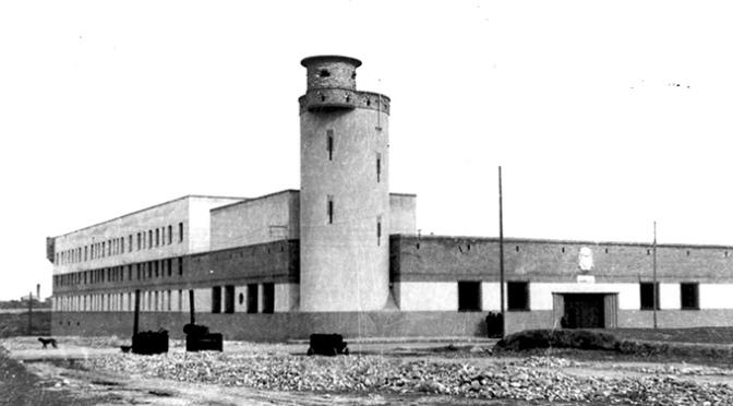 ¿Si se protege la plaza de toros, por qué no parcialmente el antiguo cuartel de la Guardia Civil?