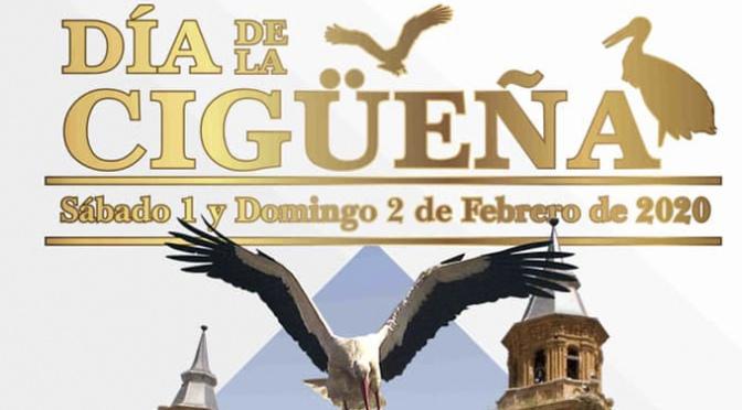 Los próximos 1 y 2 de febrero, Alfaro celebra el Día de la cigueña