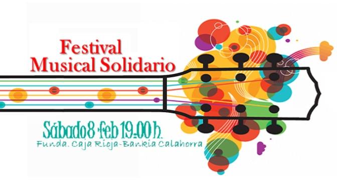 Festival Musical solidario de la Asociación de joteros y joteras de Calahorra