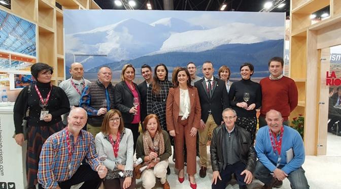 El Ayuntamiento de Calahorra multiplica su presencia en FITUR