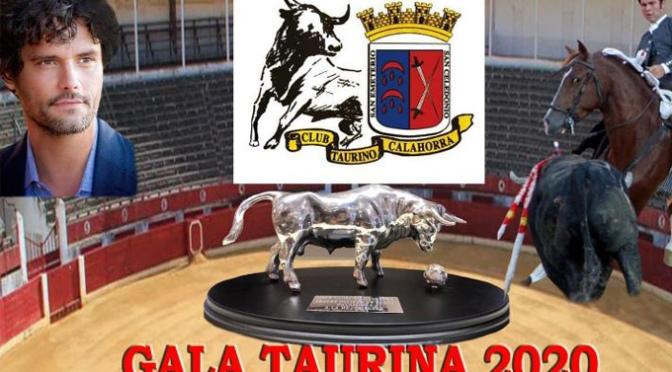 Miguel Abellán, Sergio Dominguez y Emilio de Justo participaran en la Gala Taurina 2020 en Calahorra