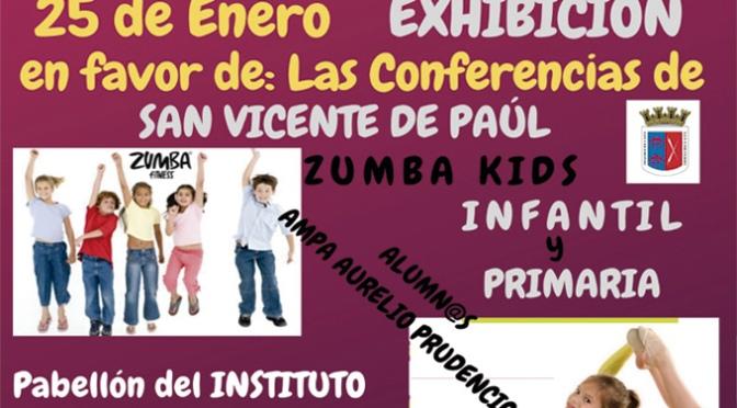Exhibición en favor de las conferencias de San Vicente de Paul