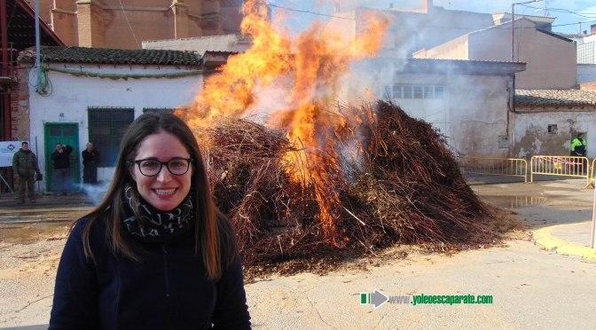 En Rincón de Soto continuan los actos por San Antón