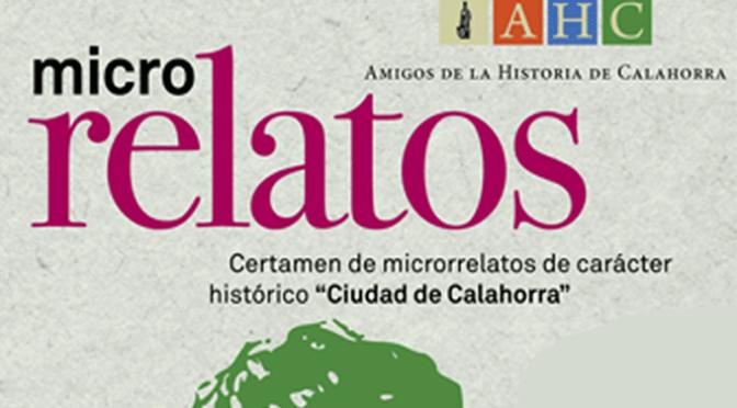 Álvaro Abad, ganador del VI certamen de microrrelatos organizado por la Asociación Amigos de la Historia
