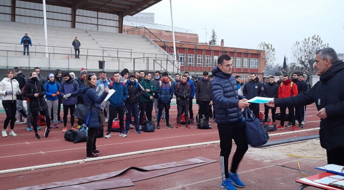 238 aspirantes para 40 plazas de Policía Local para siete municipios de La Rioja