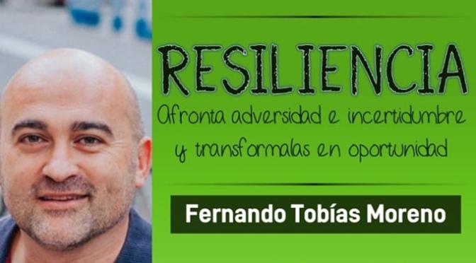 Resilencia, con Fernando Tobías en Teresianas