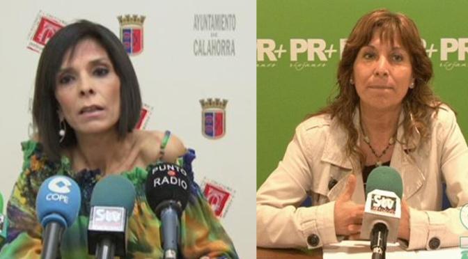 Mañana homenaje a Margarita Aldama y Eva Barco en el parque del Cidacos