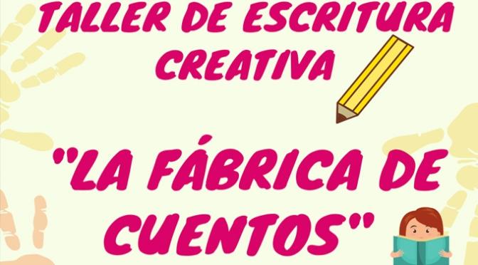 Taller de escritura creativa en la  biblioteca de Calahorra