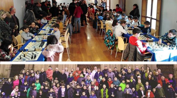Más de 80 jugadores en el XVIII Torneo de Reyes del Club Ajedrez Alfaro