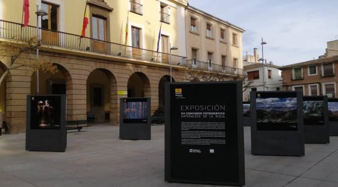 """Alfaro acoge la exposición del concurso de fotografía """"Naturaleza de La Rioja"""""""