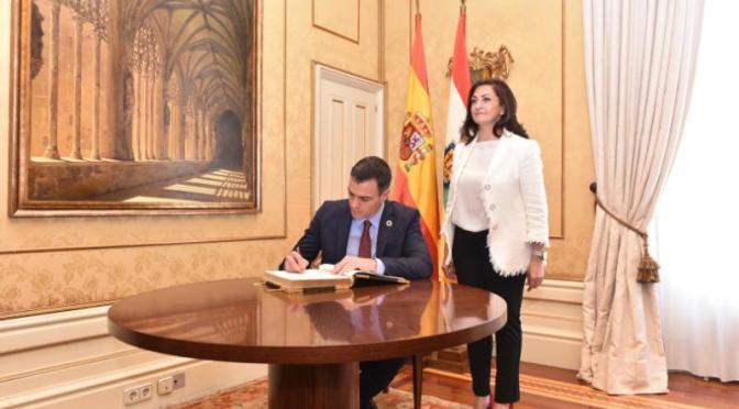 ACUERDO DE COLABORACIÓN ENTRE EL GOBIERNO DE ESPAÑA Y EL GOBIERNO DE LA RIOJA