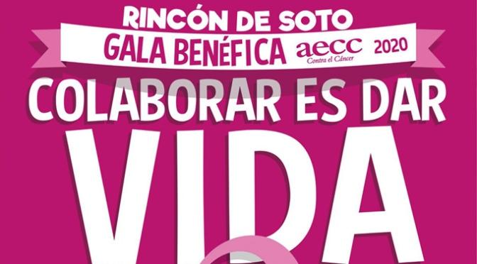 "Gala benéfica ""Colaborar es dar vida""en Rincón de Soto"