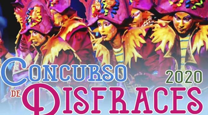 El primer concurso de disfraces y la charanga carnavalera las grandes novedades de los carnavales 2020