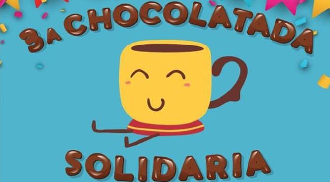 ¡MÁNCHATE POR EL CÁNCER INFANTIL! en la Chocolatada solidaria