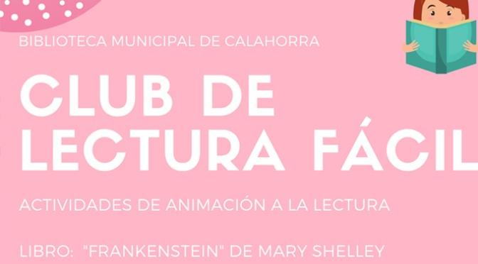 Club de Lectura Fácil en la Biblioteca Municipal de Calahorra
