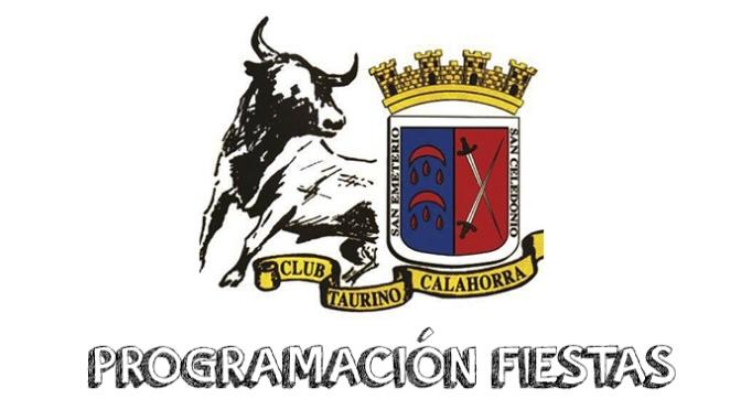 Programación Club taurino de Calahorra