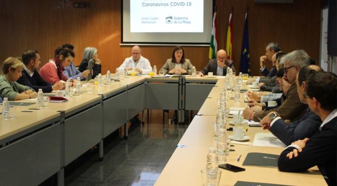 Conclusiones en La Rioja tras la  Reunión extraordinaria del Consejo Interterritorial del Sistema Nacional de Salud