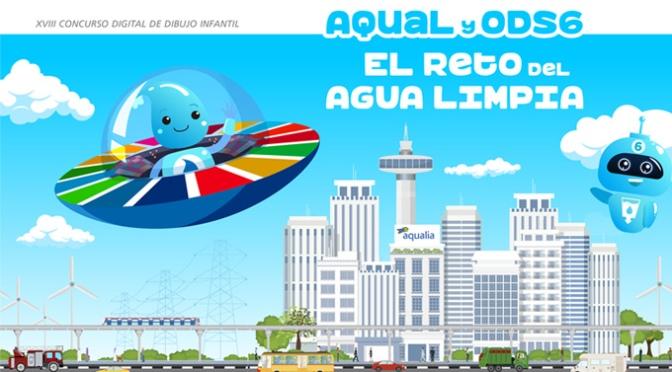 Aqualia invita a los más pequeños de Calahorra y Pradejón a participar en la 18ª edición de su Concurso Infantil