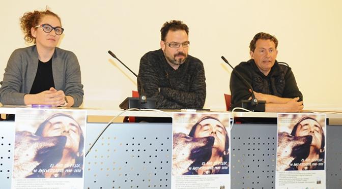 El año de Felix Rodríguez de la Fuente se celebra en Calahorra
