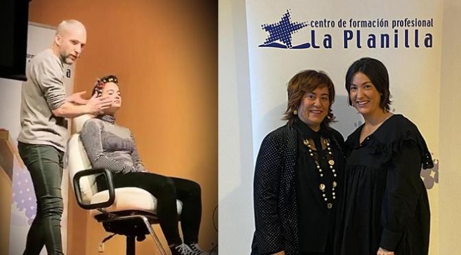 """Gran éxito de participación en las I Jornadas de Estilismo del Centro de F.P. La Planilla"""""""