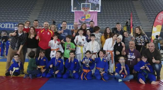 Judokas de Teresianas-Calahorra y Rincón de Soto en el XI Torneo Internacional de Judo