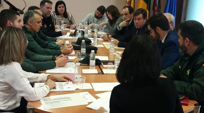 Los datos de la Junta Local de Seguridad consolidan al municipio como una de las ciudades más seguras de La Rioja