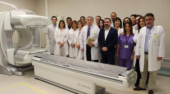 La Rioja mejora la capacidad de diagnóstico en la lucha contra enfermedades oncológicas, cardiovasculares y neurológicas