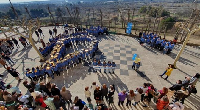 La Milagrosa celebra con un emotivo acto el Día Internacional del niño con cáncer