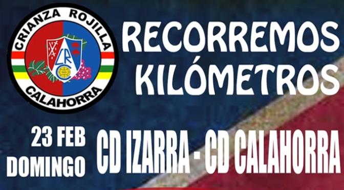 """Nuevo """"Recorremos kilómetros"""" del CD Calahorra"""