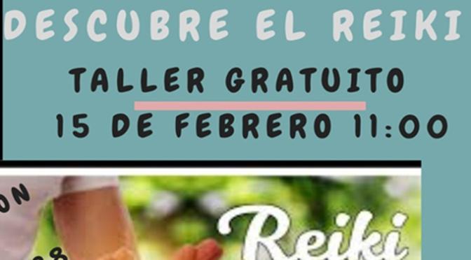 Descubre el Reiki este fin de semana en Zen Garden Calahorra
