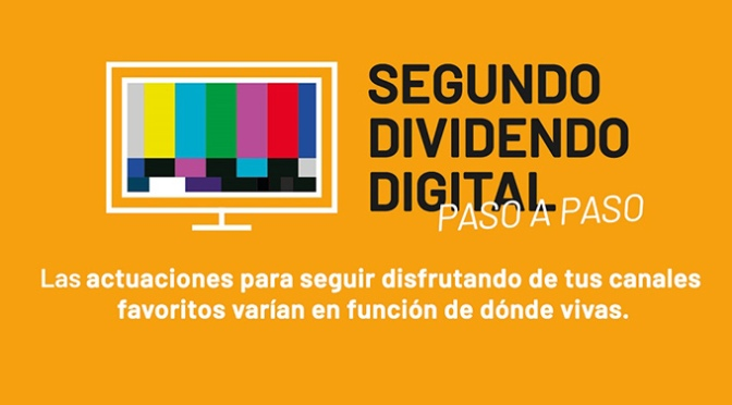 Segundo Dividendo Digital, paso a paso