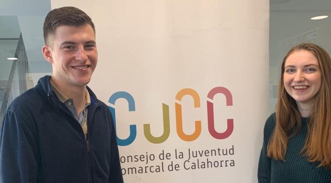 Nuevos voluntarios europeos en Calahorra