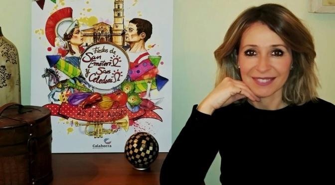 """""""Collage de fiestas"""" de Ainhoa Virto  será la imagen de estas feistas"""