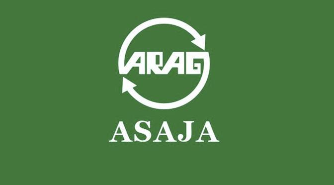 LOS AGRICULTORES DE ARAG-ASAJA SE OFRECEN PARA COLABORAR EN LABORES DE DESINFECCIÓN DE ESPACIOS PÚBLICOS