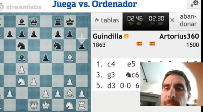 #Dia 7. El Club Calahorrano de ajedrez organiza para esta tarde un torneo online