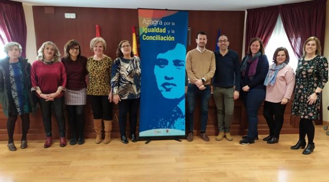 Firmado el convenio anual para dar continuidad al cheque Azagra Concilia