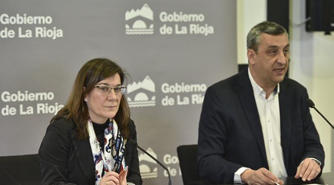 El Ejecutivo regional se reúne con representantes de Alfaro para conocer las necesidades del municipio