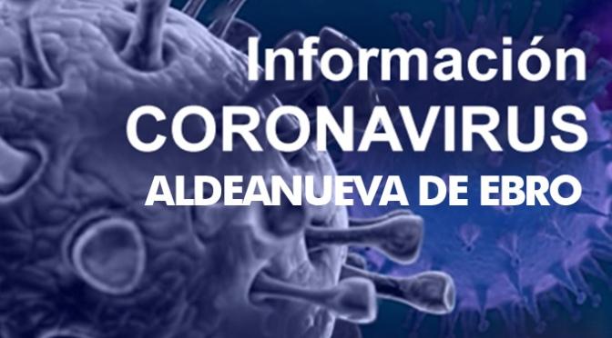 El Ayuntamiento de Aldeanueva de Ebro pide el confinamiento voluntario ante una segunda ola de contagios