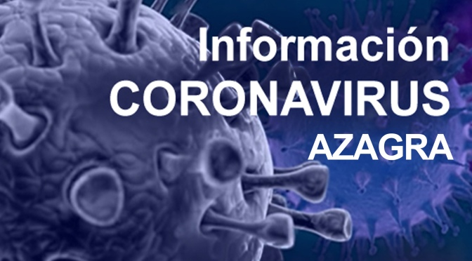 El Ayuntamiento de Azagra toma medidas frente al COVID-19