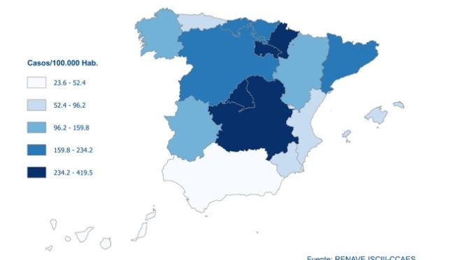 España supera los 85.000 casos de #coronavirus (6.400 más que ayer) y las 7.000 muertes (800 más)