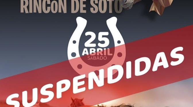 Suspendidas las Fiestas de la Juventud y las Ferias de Rincón de Soto
