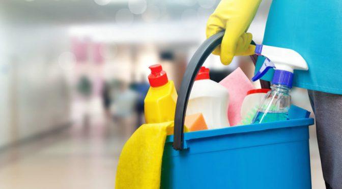 Plan de limpieza y desinfección en profundidad de las instalaciones de toda la red de centros educativos de La Rioja