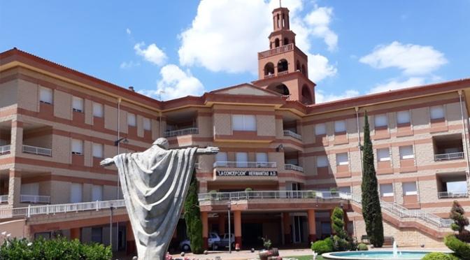 Casos confirmados por PCR en las residencias de personas mayores de La Rioja