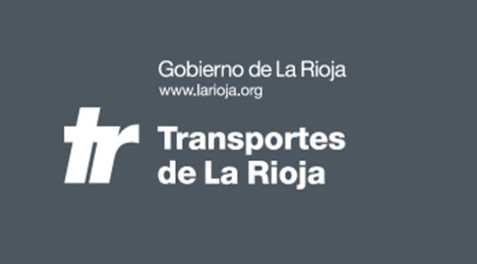 Los servicios de transporte de La Rioja reducen en más del 80 por ciento el número de viajeros debido al coronavirus