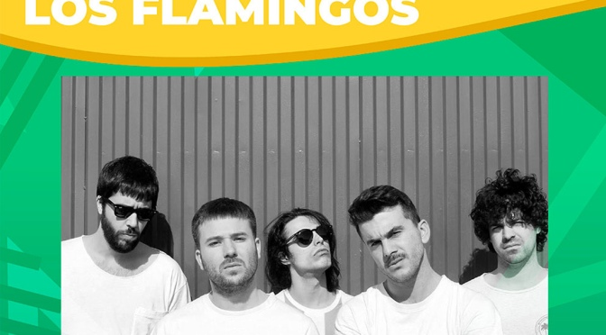 Los Flamingos llegan a Yerga Sound para poner color y frescura